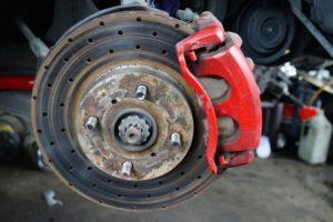 new brake pads