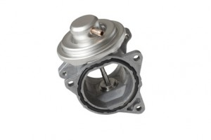 EGR valve. A common part to be replaced on most modern car and van engines. A valve to recirculate waste exhaust gasses.